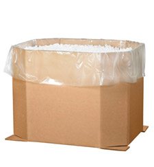 Corrugated gaylord containers