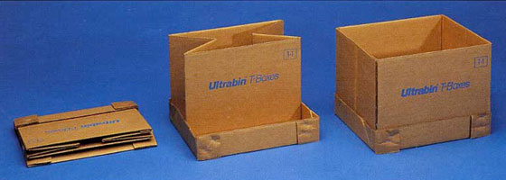 Ox Box Triple Wall Corrugated Boxes Wood Packaging And